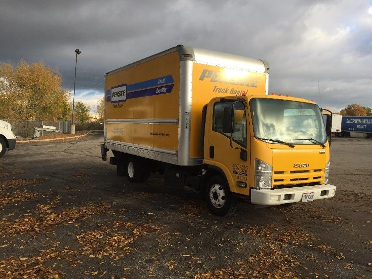 Medium Duty Box Truck Light And Medium Duty Trucks Isuzu 2013 NPR